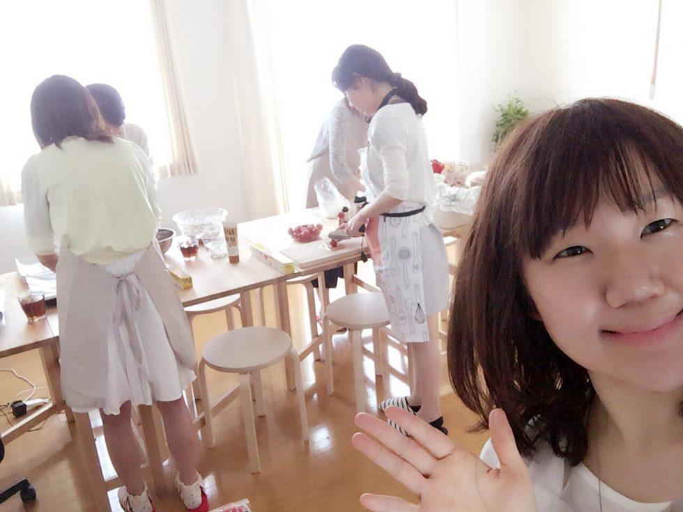 【プロデュース事例】 週末料理教室こころキッチン こころキッチンプランナー 阪本三穂さんよりお客様の声