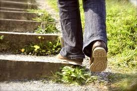 初めの二歩を踏み出す勇気